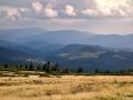 Rumunsko, pohoří Vladeasa.