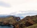 ...panoráma nejvýchodnějšího cípu Madeiry, Ponte de Sao Laurenco...