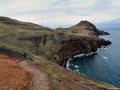 ...cestou na nejvýchodnější konec Madeiry...