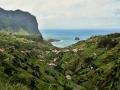 Madeira, malebná vesnička Porto da Cruz