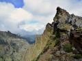 """""""Schody do nebe."""" - Pico do Areeiro 1818 m n.m., Madeira"""