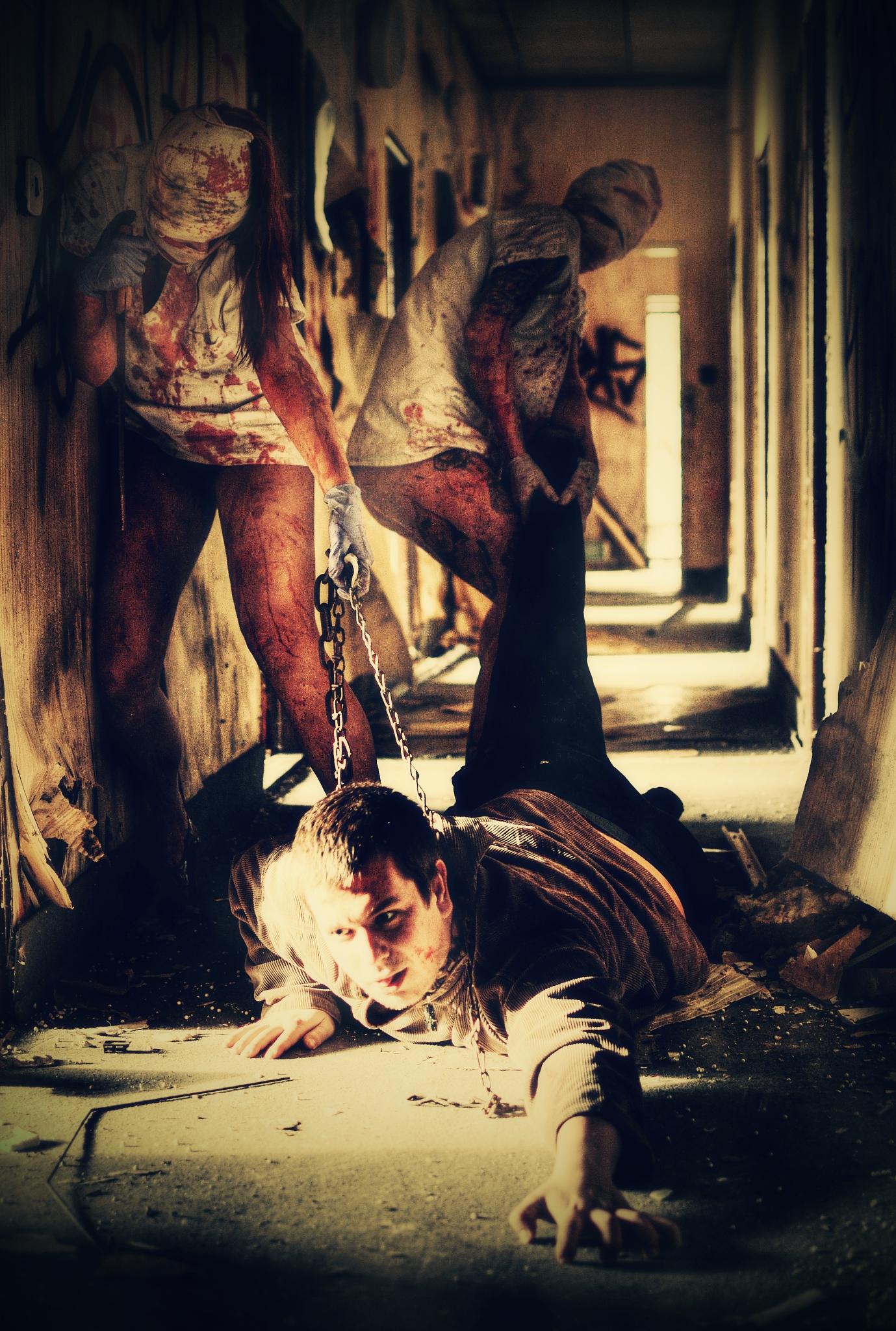 Krvelačné, masuchtivé sestřičky!